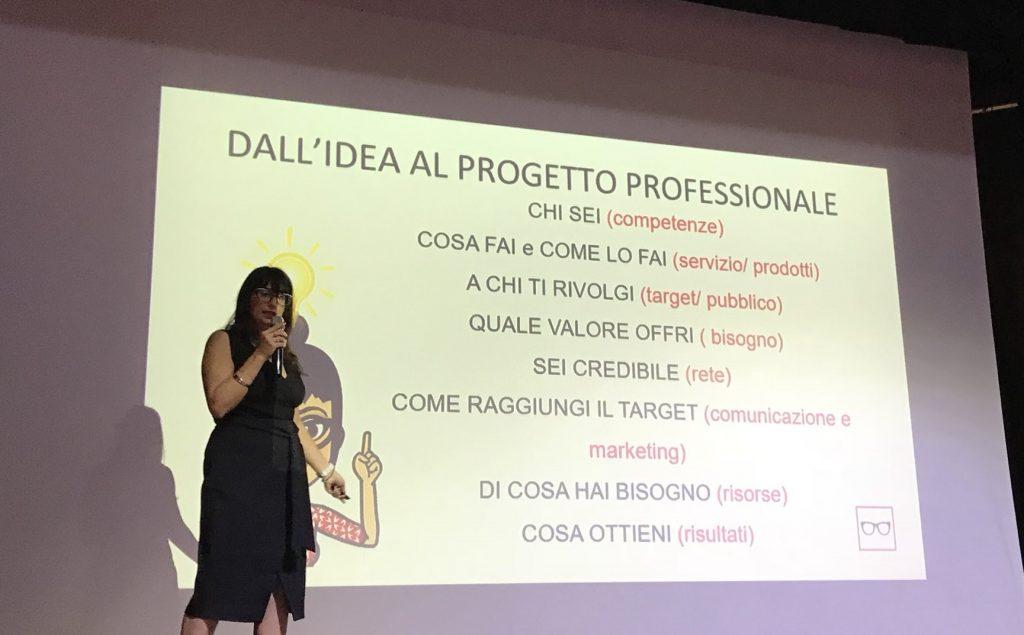 imprenditoria femminile quali domande farti per partire Roberta Moretti