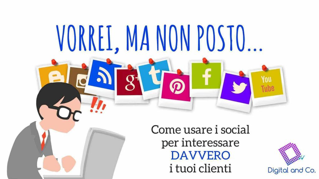 Corso social media a Milano gratis Digital and Co