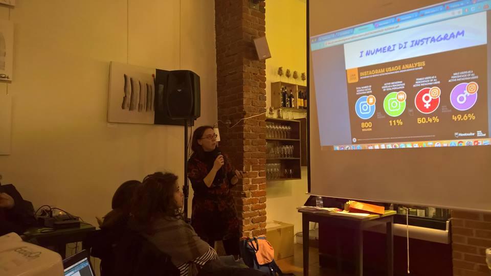 Ana Maria Fella - Corso uso dei social media