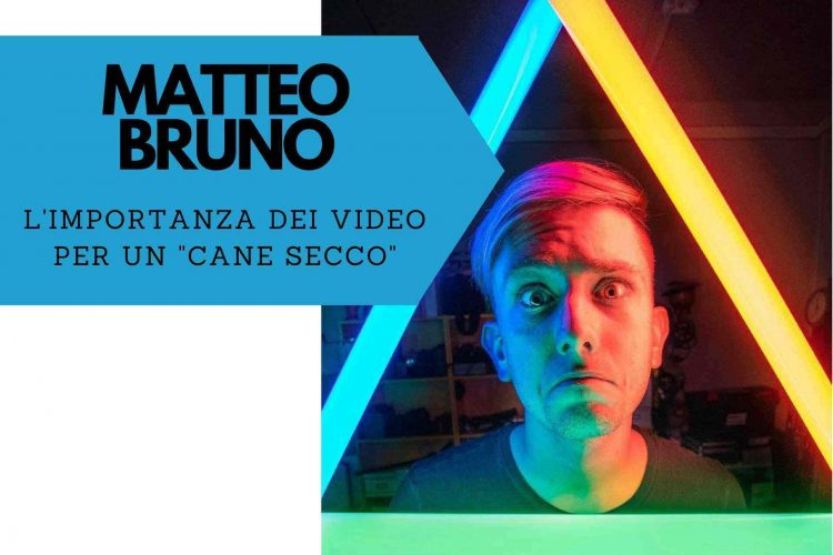 Matteo Bruno Slim Dogs Videomarketing